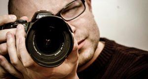 Interesse por fotografia