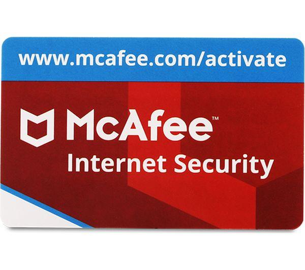 McAfee segurança de internet - centro de segurança global