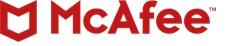 Logotipo da McAfee - centro de segurança