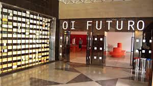 Oi futuro hall - partrocinadora da Bienal