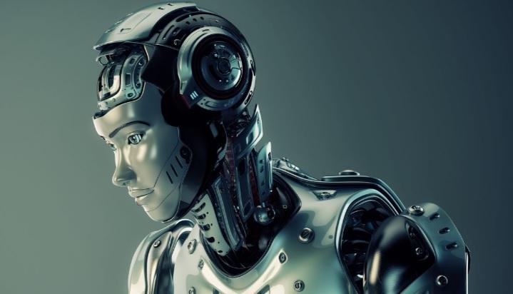 Robô humanoide - rede de computadores IA