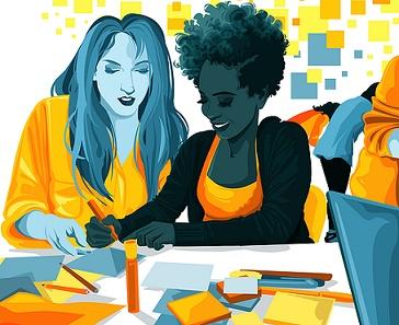 Summer job CESAR - Caracterização - desenho de participantes