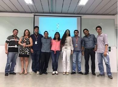 Summer job CESAR participantes de turma anterior