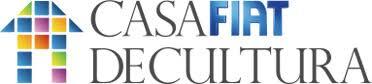 Logomarca da Casa Fiat - braço cultural da Fiat