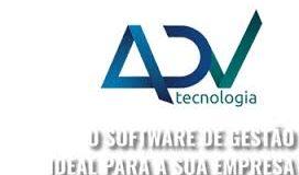 Banner da ADV tecnologia de gestão sobre inadimplência
