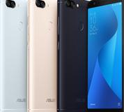 Asus M1 um conjunto de 3 cores de smartphoe