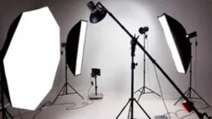 fotografia de estúdio fotográfico