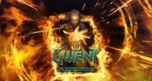 Banner da GwenT que terá competição GWENT Challenger