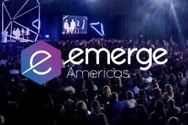 Foto evento anterior eMerge em 2018 trará AI - blockchain e Sophia