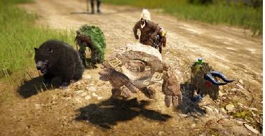 Os animais do jogo a Qualidade de vida no game melhorou