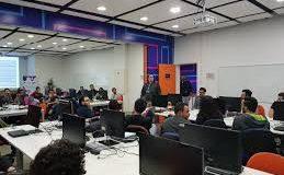 Samsung Ocean USP sala de aulas palestras eventos