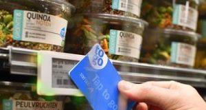 Soluções para o varejo pagamento com cartão direto na gôndola