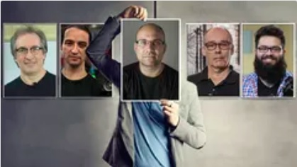 imagem dos professores do curso intensivo de fotografia