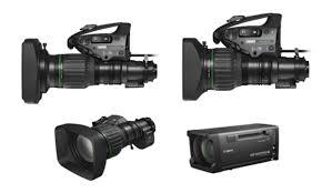 lentes Canon 4K UHGDC