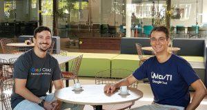 Sócios da MOVTI - romulo_simas_e_douglas_zanatta - parceira Google Cloud