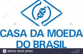 símbolo da casa da moeda do Brasil