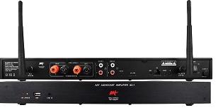 Amplificador sem fio