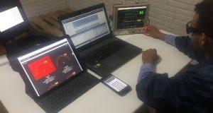 conjunto de notevooks com tecnologias para a Hospitalar 2018