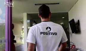 Camisa Positivo inclusão digital