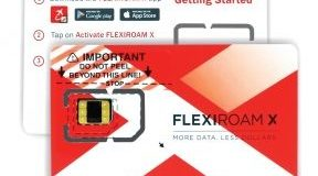 Microship adesivo para internet no smartphone