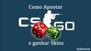 Banner como apostar 2 dados 1 combatente eentre as iniciais CS:GO