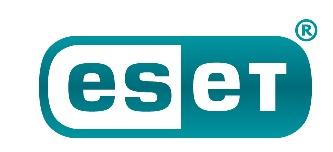 Logomarca da ESET que tem pagina informativa sobre o GPDR