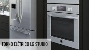 Forno Elétrico LG Studio