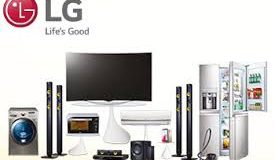 Linha de produtos LG