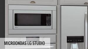 Micro-ondas LG Studio