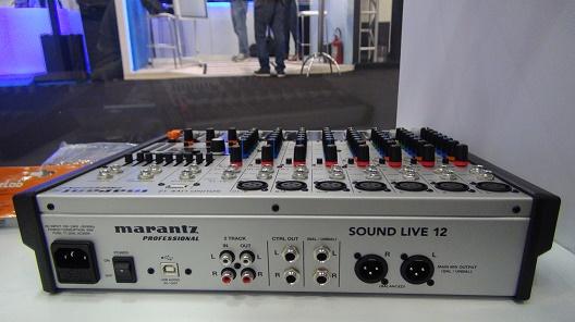 Multi processador de audio da Rhox