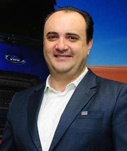 Oswaldo Ramos diretor Ford Caminhões