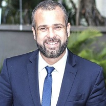 Renato Meireles Presidente do instituto Locomotiva