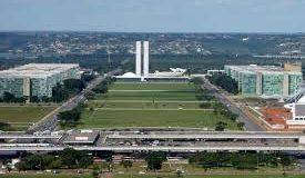 festival de fotografias imagem de Brasília eixo monumental