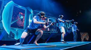Equipe de esports Intel