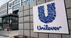 Lever UP uma fachada da Unilever com sua Logomarca