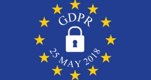 Logo do GDPR