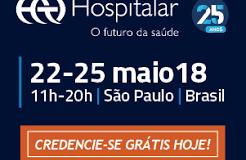 Banner da Hospitalar 2018