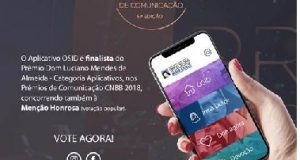 App Irmã Dulce no smartphone