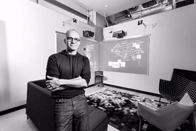 O CEO da Microsoft