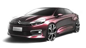O carro Citroen C4 Lounge