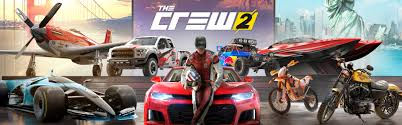 Vários veículos do game The Crew 2