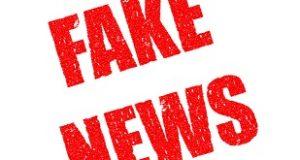 Palavras Fake News