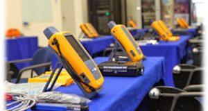 Instrumentos de mediçao Fluke para Certificação CCTT