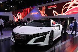 Estande da Honda parceira da Here Tecnologies