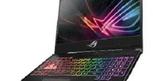 Notebook gammer da Asus