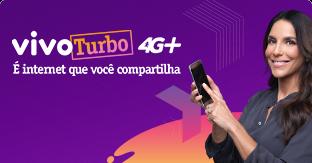 Banner da Vivo 4G+