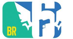Banner símbolo do Brasileirão de Raimbow Six