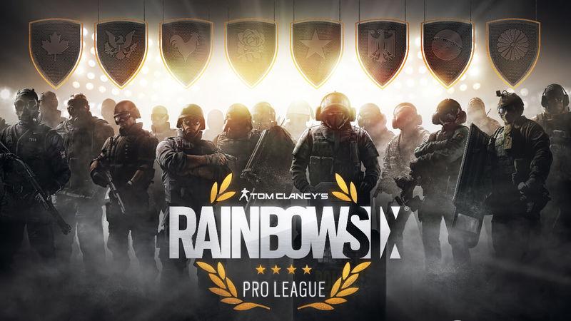 Rainbow Six Pro League