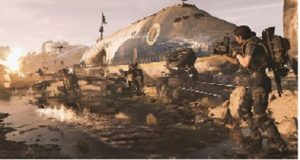 Combatentes do Tom Clancy's The Division 2