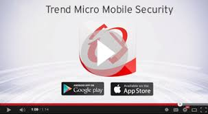 Banner Trend Micro mobile security
